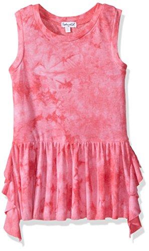 Splendid Girls Seasonal Tie Dye Tank Dress