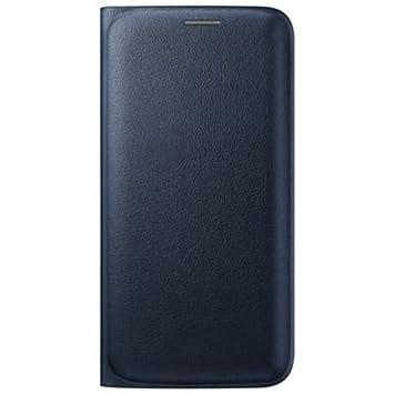 7b6f1552619 Samsung BT-EFWG925PB - Funda para Samsung Galaxy S6 Edge G925F, color  negro- Versión Extranjera: Amazon.es: Electrónica