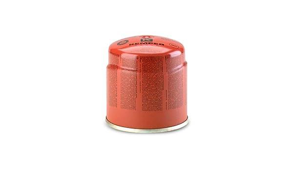 Bombona de gas butano, recarga para hornillo, camping, tienda de campaña, 190 gr, código 1120, 5 unidades: Amazon.es: Jardín