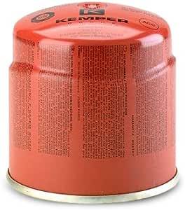 Bombona de gas butano, recarga para hornillo, camping, tienda de campaña, 190 gr, código 1120, 5 unidades