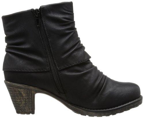 91581 Rieker Boots 00 Rieker femme 91581 TYWnT6x
