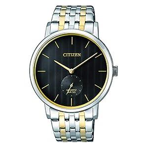 citizen Analog Black Dial Men's Watch – BE9174-55E