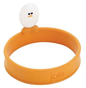 Amazon.com: Joie Roundy Silicone Egg Ring: Egg Sets: Kitchen & Dining