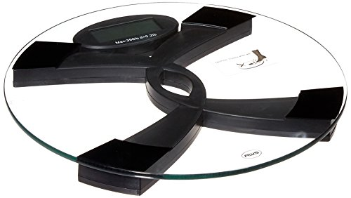 American Weigh Amw-396tbs English and Spanish Talking Bathroom Scale 390 X 0.2 Pound