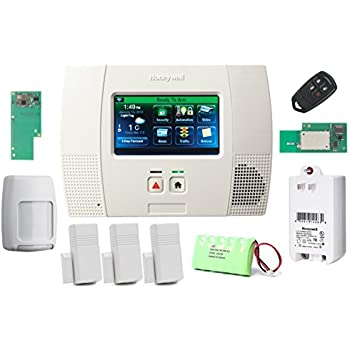 Amazon honeywell wireless lynx touch l5200 home automation honeywell wireless lynx touch l5200 home automationsecurity alarm kit with wifi and zwave module solutioingenieria Image collections