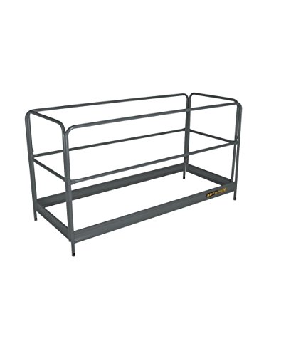 Buildman Series Steel Baker Scaffold Guard Rail Kit ()