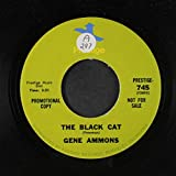 the black cat 45 rpm single