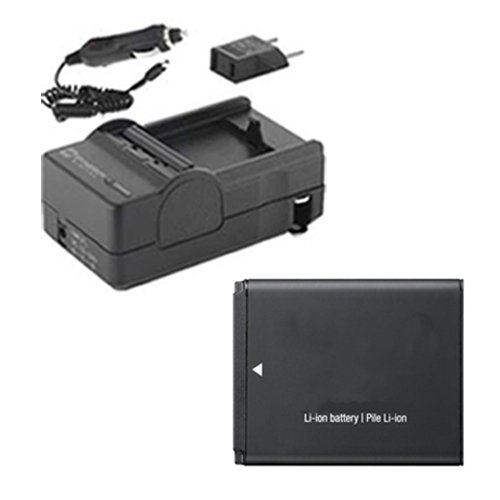Samsung ST72 Digital Camera Accessory Kit includes: SDBP70A Battery, SDM-1516 Charger