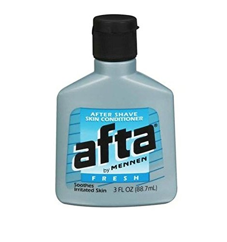 Afta by Mennen After Shave Skin Conditioner Fresh - 3 oz, Pack of 3 DOT FOODS-COLGATE PALMOL
