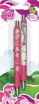 My Little Pony Gel Pen 2 Pack by Inkworks