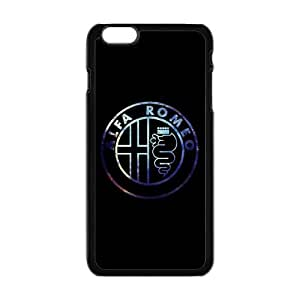 Happy Alfa Romeo car sign fashion cell phone case for iPhone 6 plus 6