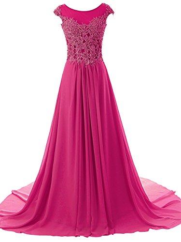 hot long evening dresses - 4