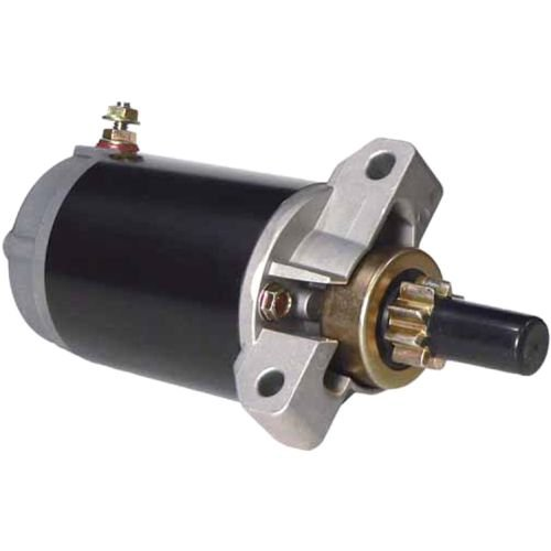 Arco New Starter - DB Electrical SAB0118 New Starter For Mariner Mercury Outboard Marine 8 9.9 10 15 Hp, 8Hp 9.9Hp 10Hp 15Hp 1998-2008 50-852570 50-852570T 50-857065 50-859168 50-859168T 859168 859168T 6873740-M030SM
