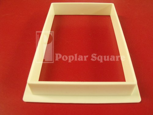 5 White Finishing Grommet #1032WH by Bmi (Image #1)