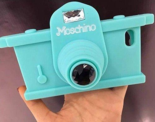 new arrival f2203 33de0 Amazon.com: iPhone 6 6S Case, Anya 3D Cute Bow Classic Cartoon ...