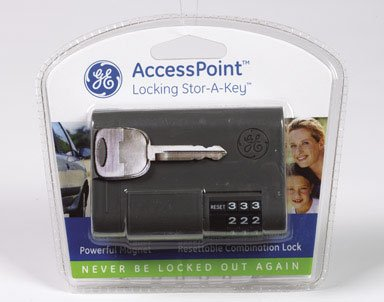 GE Security 001844 Locking Stor-A-Key