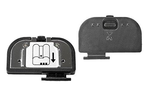 Digital Camera Battery Door Cover Cap Lid Chamber Replacement For Repair Nikon D200 D300 D700 by MoArmor