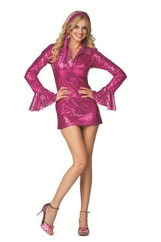Fever Dress Adult Plus Size Costume
