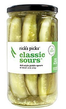 Pickles Classic Sour 24 OZ (Pack of 6) - Pack Of 6