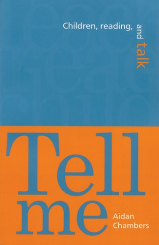Tell Me: Children, Reading, and Talk