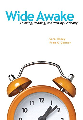 wide-awake-thinking-reading-and-writing-critically-plus-mywritinglab-access-card-package