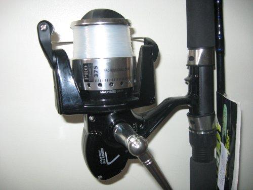 Master fishing tackle roddy hunter blank series rod for sw for Roddy hunter fishing rod