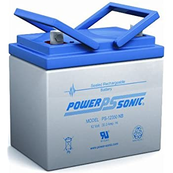 Amazon.com: Powersonic PS-12350NB - 12 Volt/35 Amp ...