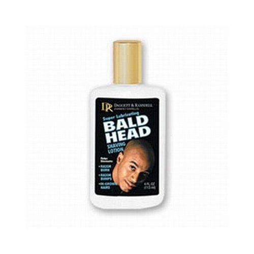 Daggett & Ramsdell Bald Head Shaving Lotion, 4 Ounce