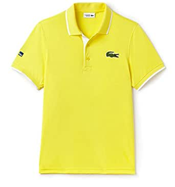 Men's T-shirts are available at Lacoste. Find your Lacoste T-shirt on the Lacoste Online Store. Various styles are now available for the summer. See All Men's Clothing Polos Jackets & Coats Knitwear Sweatshirts T-Shirts Shirts Trousers & Shorts Sport Clothing .