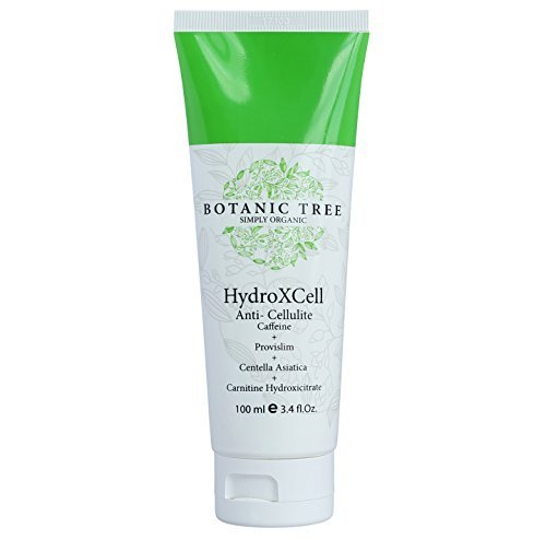 HydroXCell Anti Cellulite-Decrease Cellulite in 93% of Customers after 2 months-Proven Results-Cream 5x Action Defense w/ Provilism, Caffeine, Centella Asiatica, Gingko Biloba and Carnitine. (Tight Sit)