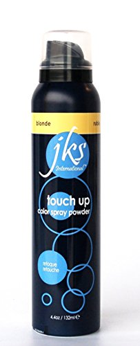 Touch up spray BLONDE, temporary hair color spray powder (Jks Hair Color)