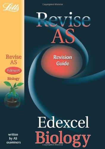 Edexcel Biology: Study Guide (Letts AS Success)
