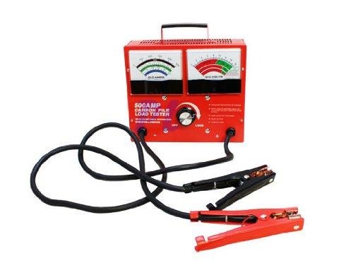 500 AMP Carbon Pile Load Tester 12V Battery Alternator Load Tester Testing