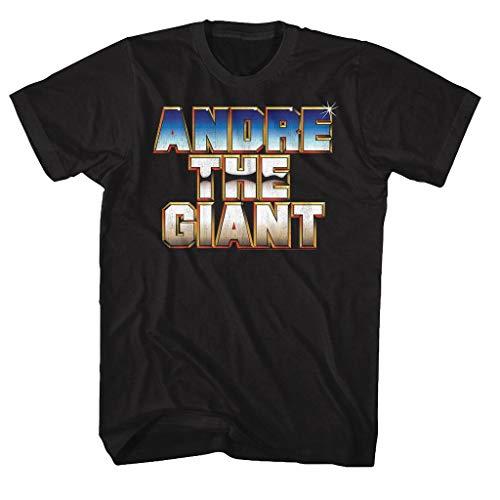 The Shirt Giant Black Chrome Andre Homme Tee 1RAnq