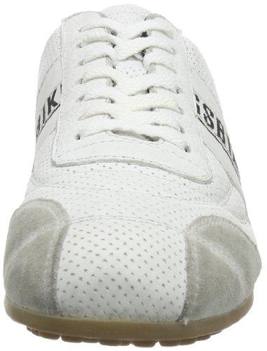 979 Unisex bianco Bianco Bikkembergs Bianco 3 Bianco Basso Adulto 640 qOnndFt