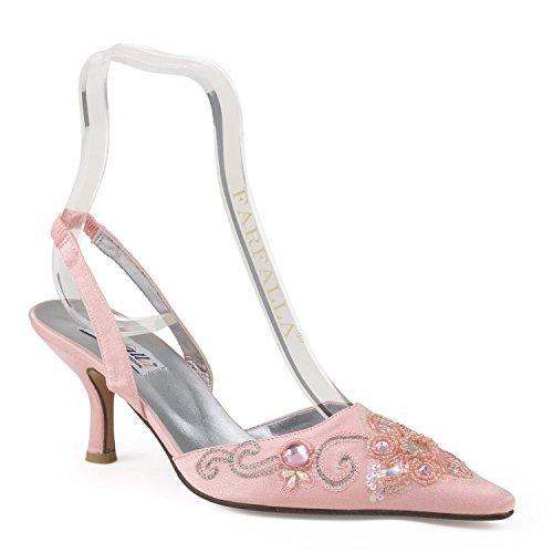 FARFALLA Luxury Shoes Pink z8BUdJGu6X