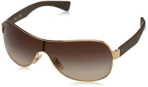Ray-Ban RB3471 - ARISTA Frame BROWN GRADIENT Lenses 32mm - Gold Raybans