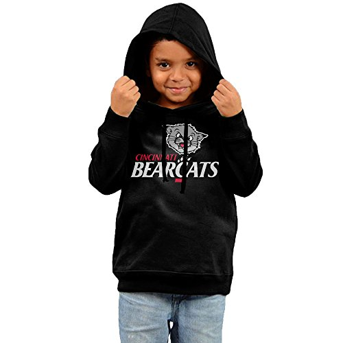 Cincinnati Bearcats Santa (Fashion Hoodies For Baby Boys And Girls Cincinnati Bearcats Logo Sweatshirts)