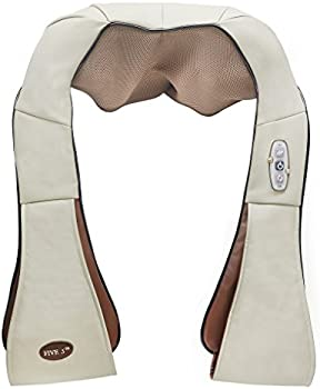 Shiatsu Five S Neck and Back Massager with Heat