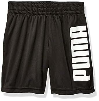 PUMA Boys Puma Boys' Performance Shorts Shorts - Black - 2T