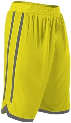 Amazon.com: Alleson Reversible Pantalones cortos de ...