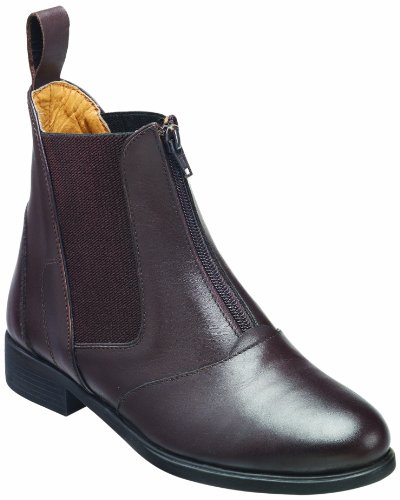 Harry Hall 75950 - Botas de equitación ( need to be reviewed ), color marrón / marrón claro, talla UK: 12 UK