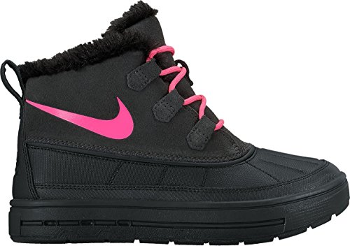 NIKE Woodside Chukka 2 GS Girls Big Kids Shoes Anthracite/Bl
