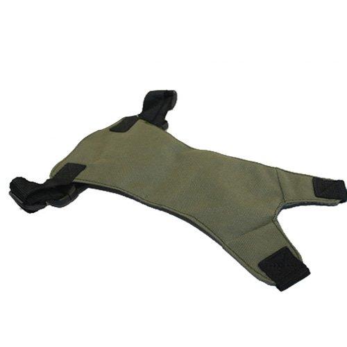 Army Green Dog Cat Pet Vehicle Safety Seat Belt Seatbelt Car Harness Vest Size Large L, My Pet Supplies