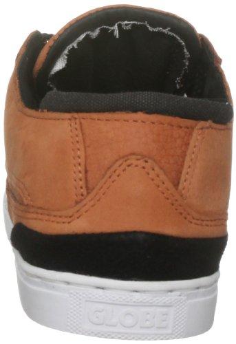 cuero Globe Zapatillas Marrón de Commanche Low skate unisex de GBCOMANL aqarU0