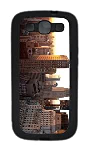 sell covers manhattan new york TPU Black case/cover for Samsung Galaxy S3 I9300