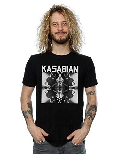 Kasabian Men's Solo Reflect T-Shirt Medium Black -