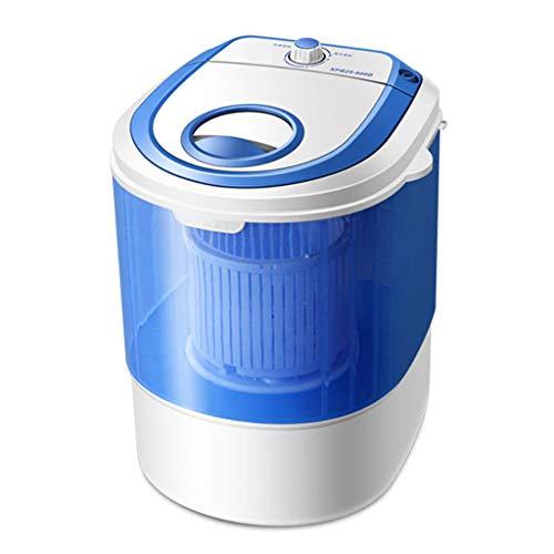 Small Mini Washing Machine – Underwear Underwear Special Artifact Baby Single Barrel Washing Machine 363345485 MM(Blue)