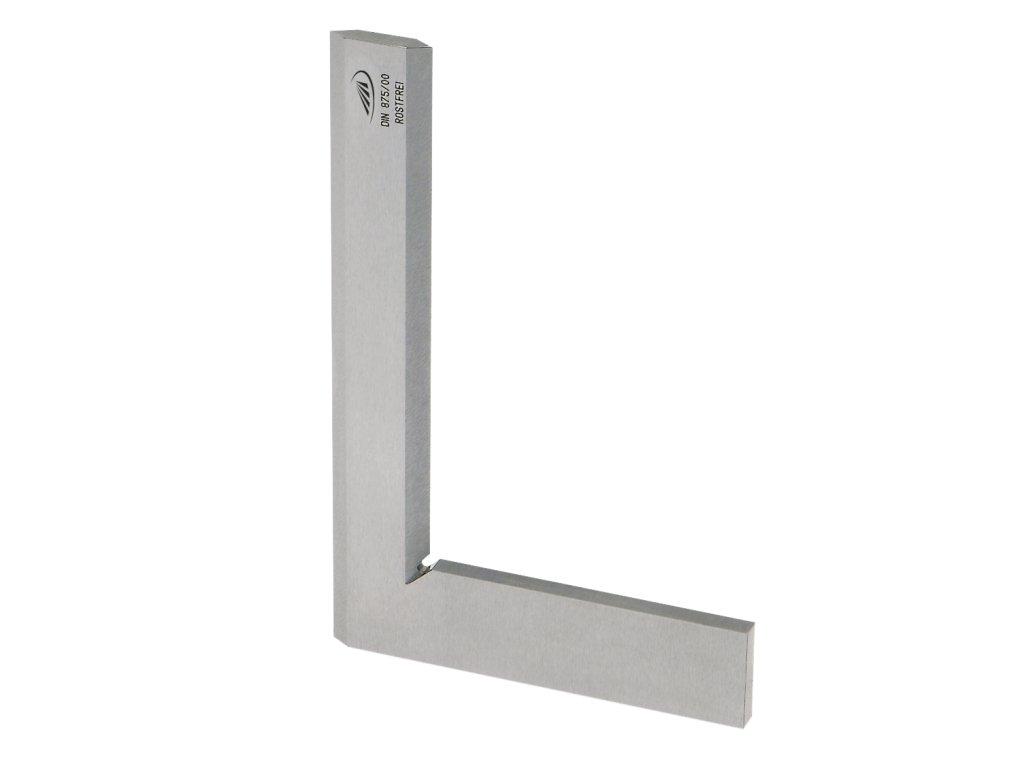 75 mm Breite Stahl Papier-Klemmer MAULpro verwindungssteif 20 mm Klemmweite schwarz
