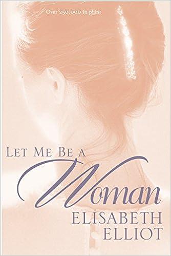 Let Me Be a Woman